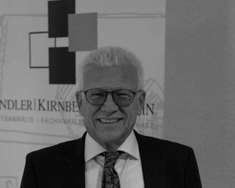 RA Justizrat Dieter Kundler