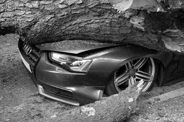 Der Vorschaden beim Verkehrsunfall